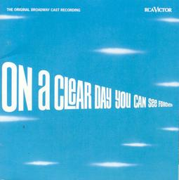 On-a-clear-day-you-can-see-forever-(original-broadway-cast-recording)