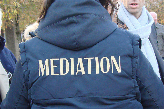 Mediation Jacket