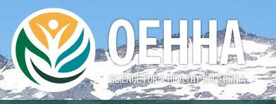 OEHHA logo